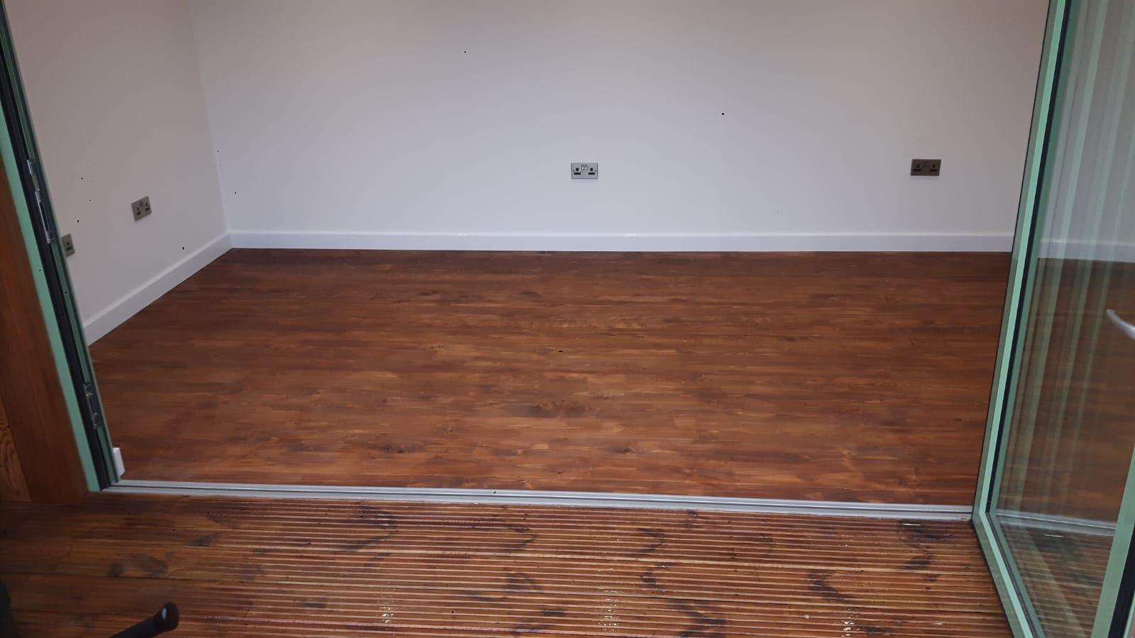Internal Flooring