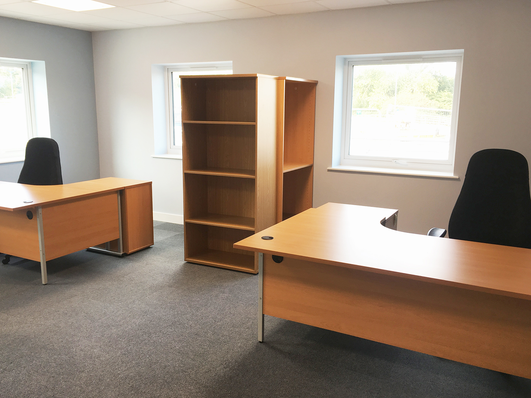 British Gypsum - Office