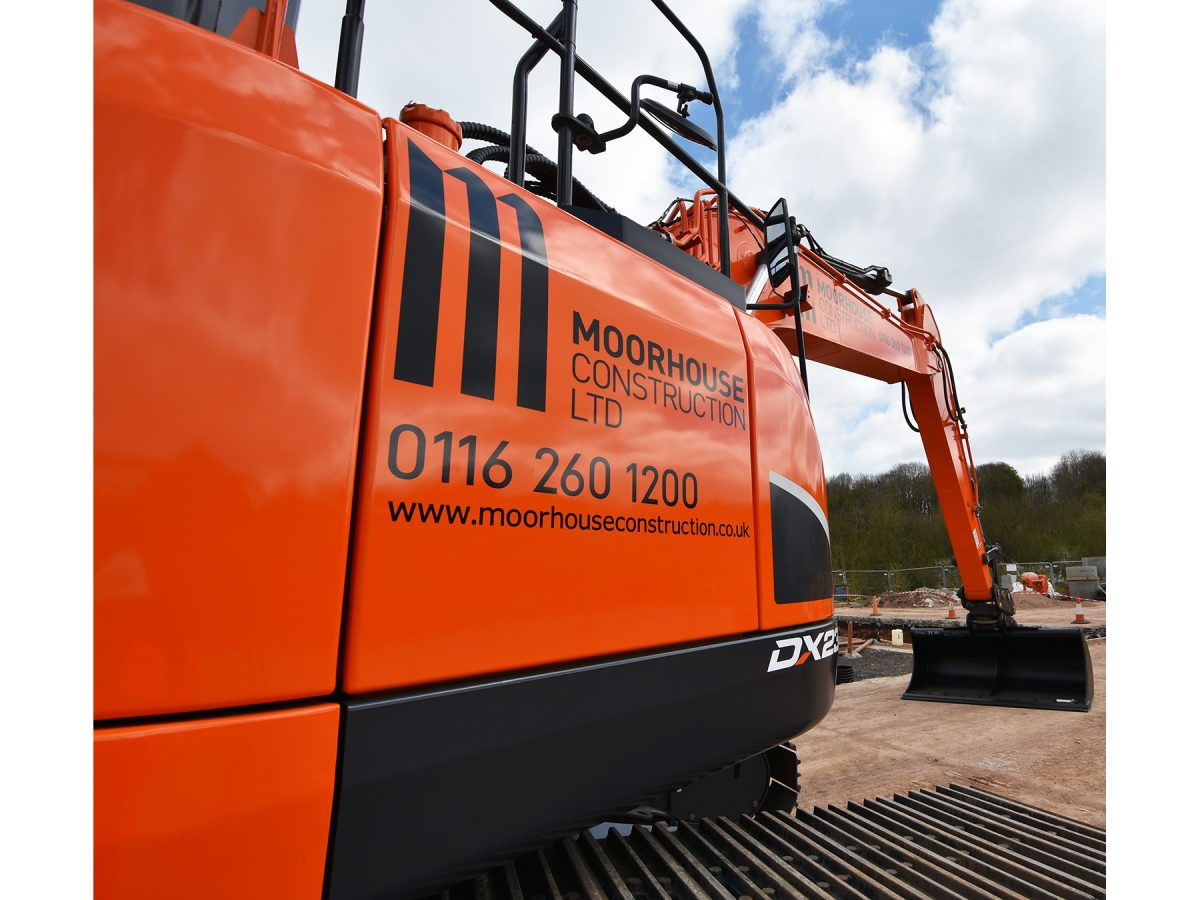 We are now offering a Plant Hire and Operator service!