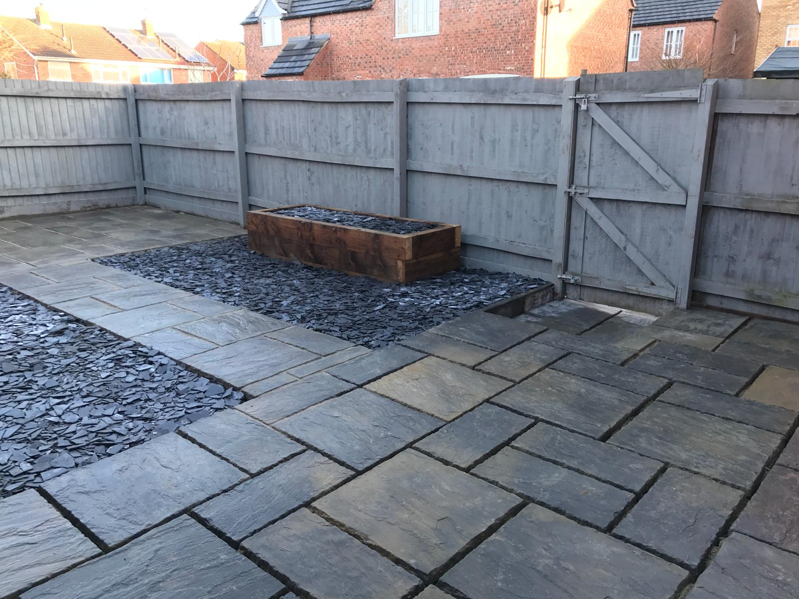 Garden Project - Wigston
